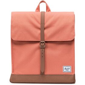 Herschel City Mid-Volume - Sac à dos - orange/marron